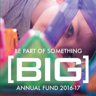 Seven Hills School Annual Fund Brochure